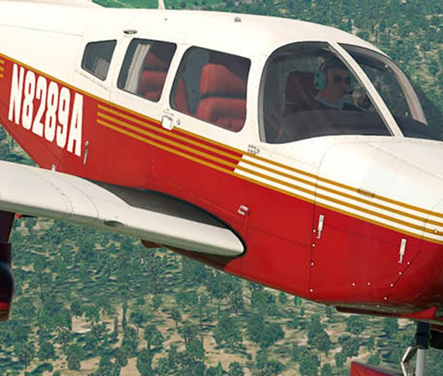 Brevemente: Piper PA-28-161 Warrior II da Just Flight